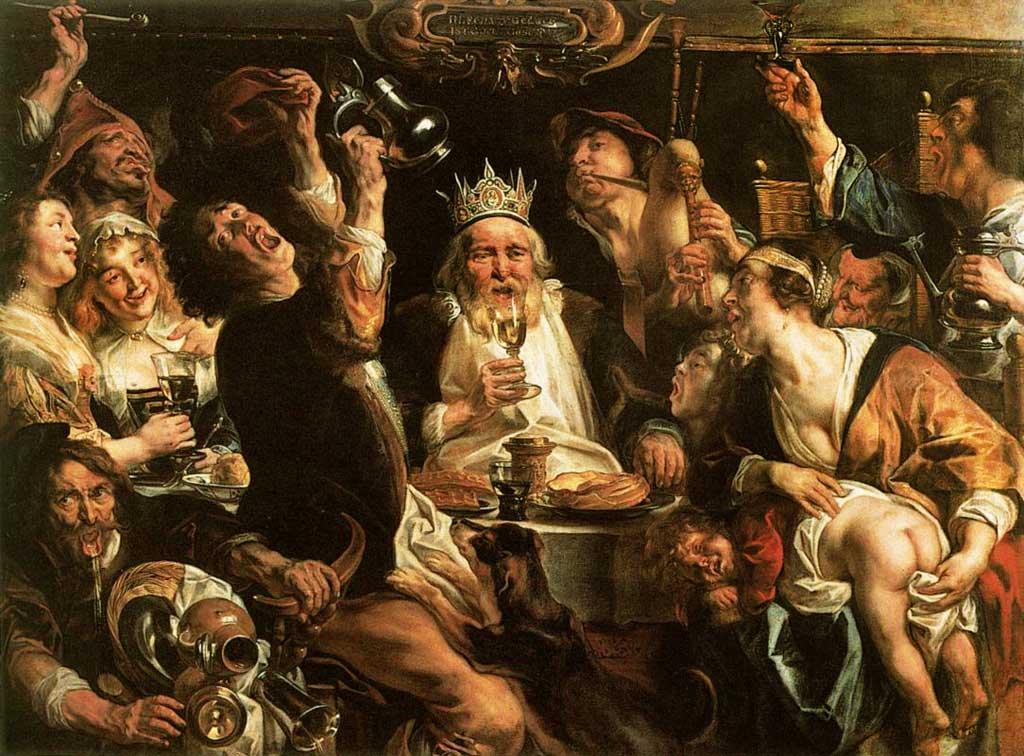 Десять странных смертей раннего Средневековья